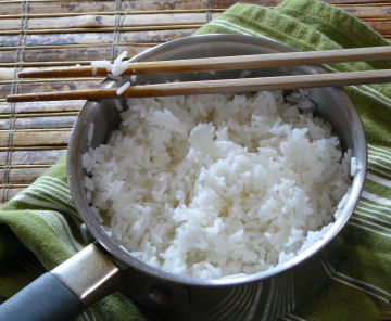 Rice perfect pot