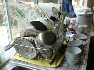 Mom-dish-rack