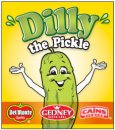 Dilly the pickle