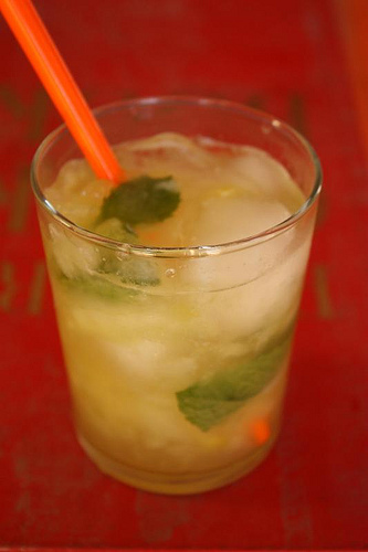 Hmong Cucumber Mint Cooler