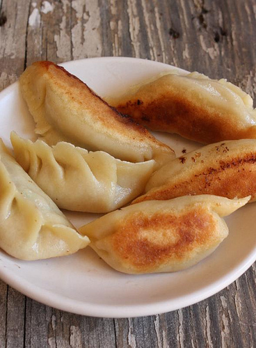 gluten-free pot stickers