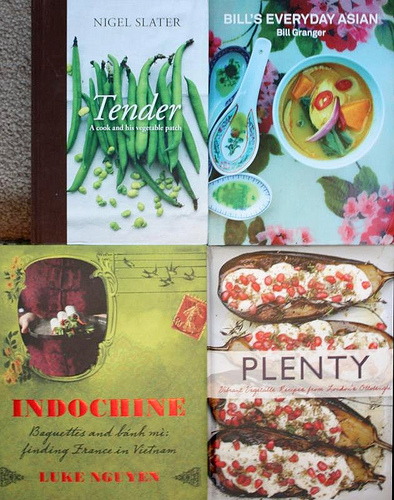 great 2011 cookbooks