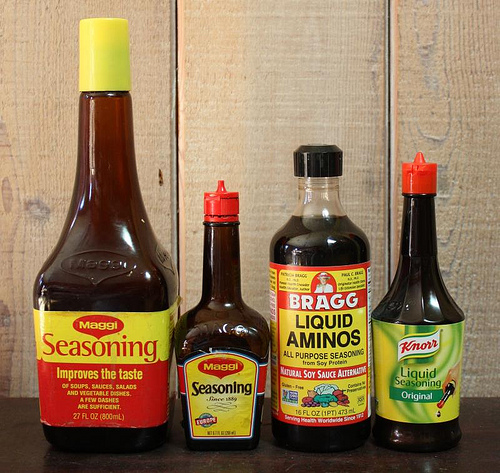 gluten free substitute for soy sauce