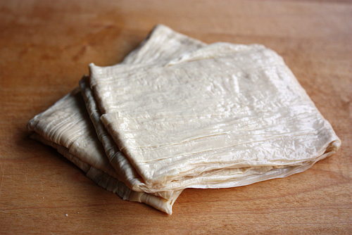 Asian-tofu-fresh-tofu-skin-packet