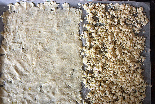 gluten-free soy panko before baking