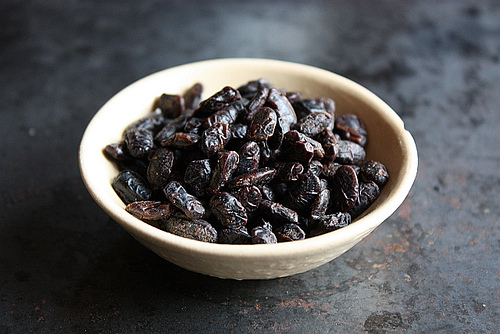 Chinese fermented black beans