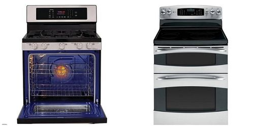 Oven collage