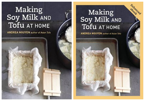 Myo soymilk tofu ebook covers