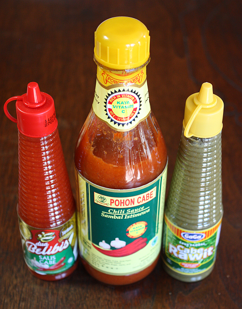 Indonesian-hot-sauces