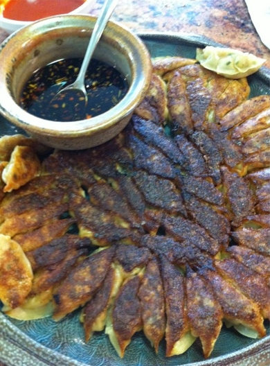 Homemade Wonton Wrappers + Pork & Ginger Apple Potstickers – 30 Pounds of  Apples