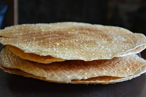 Vietnamese-rice-crackers