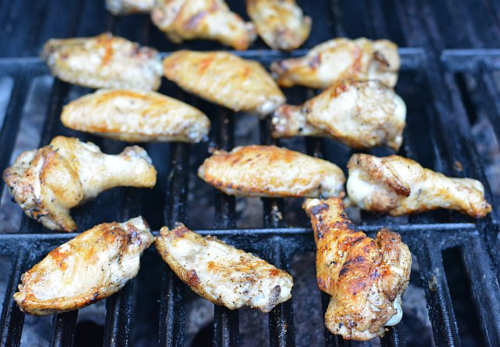 Chicken-wing-grilled