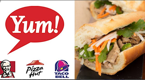 Yum Brands Banh Mi - images by Shuttercock