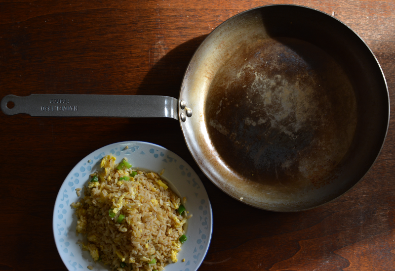Tips For Seasoning A Carbon Steel Pan Or Wok Viet World