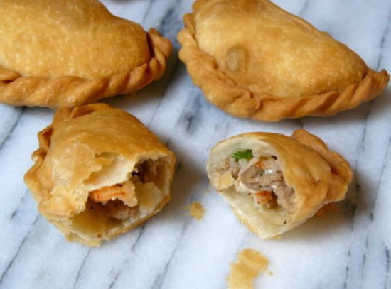 Vietnamese-turnovers