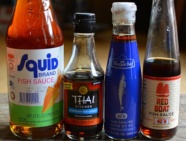 How to buy and use fish sauce viet world kitchen for Whole foods fish sauce