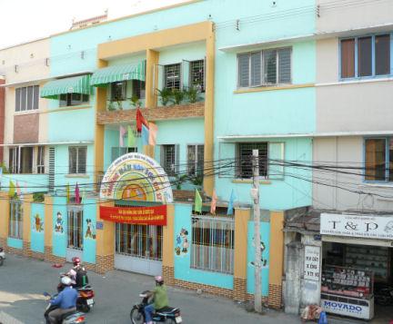 Saigon old house