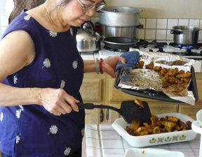 My Mother's Kitchen Quirks