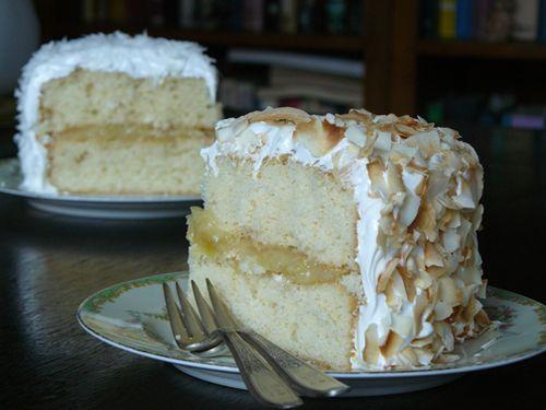 Coconut And Pineapple Cake Recipe Viet World Kitchen