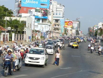 Saigon 2008