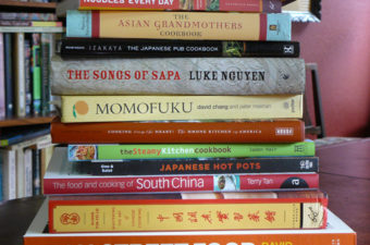 2009 Gift Ideas for Asian Cookbook Lovers