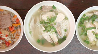 Instant Pho Fixes? A tasting of Trader Joe's, Pacific Foods and Happy Pho