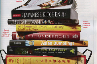 Cooking Light's 7 Top Asian Cookbooks: Mine are included!