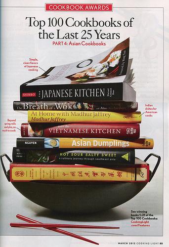 Cooking Light Asian Cookbooks