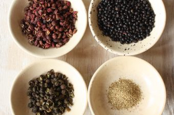 High on Spice: 4 Kinds of Sichuan Peppercorns to Try