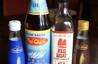 Premium Fish Sauces to Try: Red Boat, IHA, Megachef