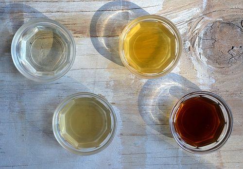 Homemade-mirin-tests