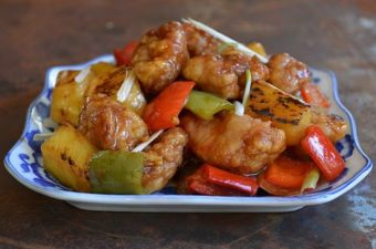Old School Sweet and Sour Pork Recipe