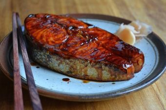 Stovetop Salmon Teriyaki Recipe