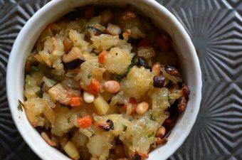 Sticky Rice and Pine Nut Dressing Recipe