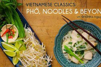 Pre-Launch Giveaway: Online Vietnamese Classics Class