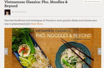 Vietnamese Online Cooking Class Preview and VWK Price