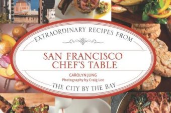 Giveaway: San Francisco Chef's Table Cookbook
