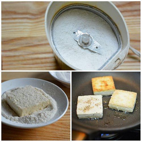 Tofu-crispy-rice
