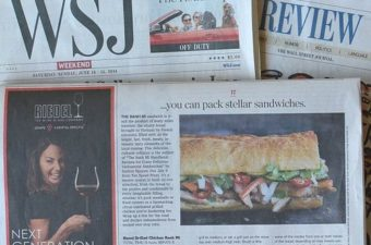 Banh Mi Handbook in WSJ and Sample Recipes
