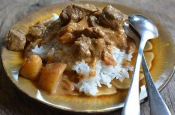 Smart Cheater's Beef Massaman Curry Recipe