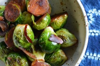 Why My Family Doesn't Eat Brussels Sprouts but I Do (+ 4 recipes)