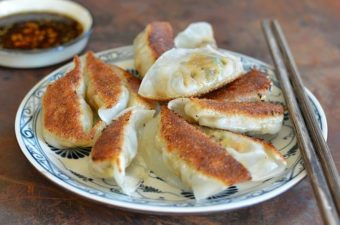 Tempeh and Scallion Pot Stickers Recipe