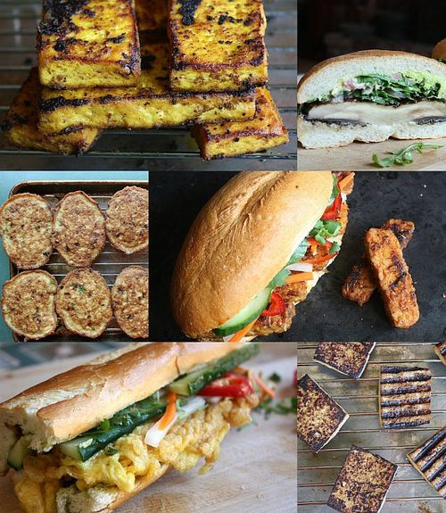 Vegetarian Banh Mi Ideas for All