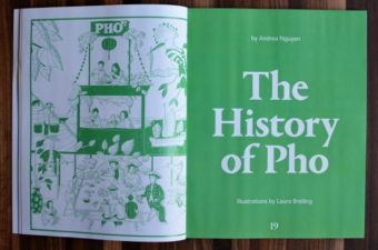 The History of Pho and the Future of Viet Food