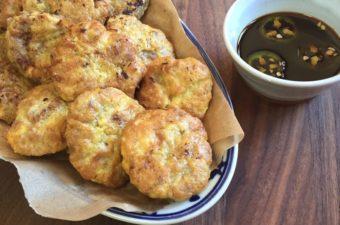 Korean Beef and Tofu Patties Recipe (Wanjajeon)