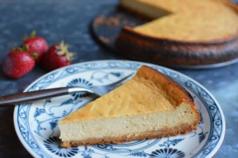 Honey Lime Tofu Cheesecake Recipe