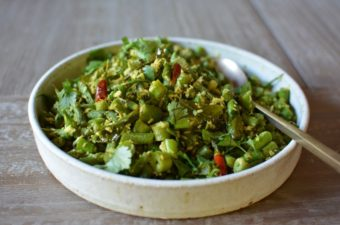 Indian Green Bean and Coconut Stir-Fry Recipe