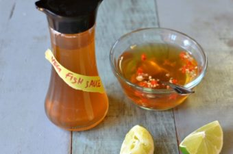 Vegetarian Fish Sauce Recipe