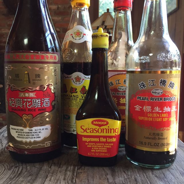 China-condiments-soy-sauce-shaoxing