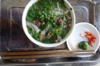 An Unexpected Hanoi Pho Lesson